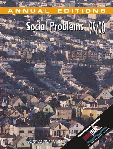 Social Problems, 99/00