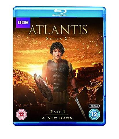 Atlantis - Series - Season 2 Part 1 [Blu-ray] (Six Feet Under Second Season)