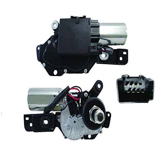 New Rear Wiper Motor W/Pulseboard Module For 2006 2007 2008 2009 2010 Ford Explorer & Mercury Mountaineer 6L2Z 17508-AB, 7L2Z 17508-AA, 40-2062 by Parts Player