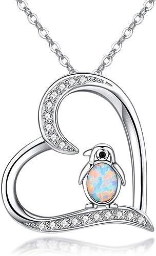 Animal Amethyst Gemstones Fashion Jewelry Women Delicate Silver Necklace Pendant
