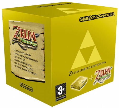 Game Boy Advance, Limited Edition Gold