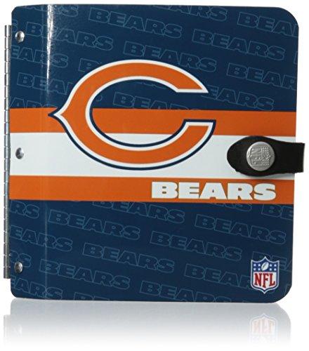 Rock N-road Holder Cd - Chicago Bears Rock N' Road CD Holder