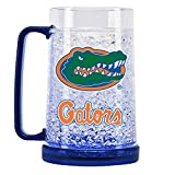Duck House NCAA Florida Gators 16oz Crystal Freezer Mug