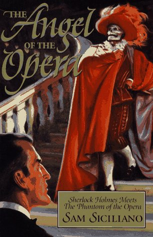 book cover of The Angel of the Opera
