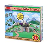 Melissa & Doug Mountain Bridge and Tunnel