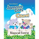 Terre Britton's Jammie Cats Count!: The Magical Forest