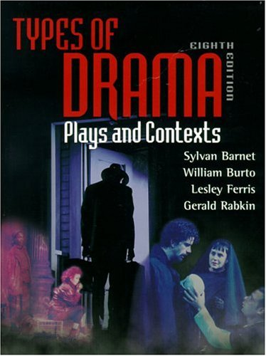 Types Of Drama Text