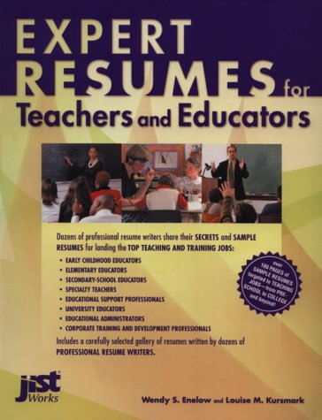 Image for Expert Resumes for Teachers and Educators