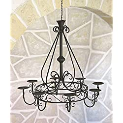 DanDiBo Chandelier 101318 Candle holder D-60 cm Sc