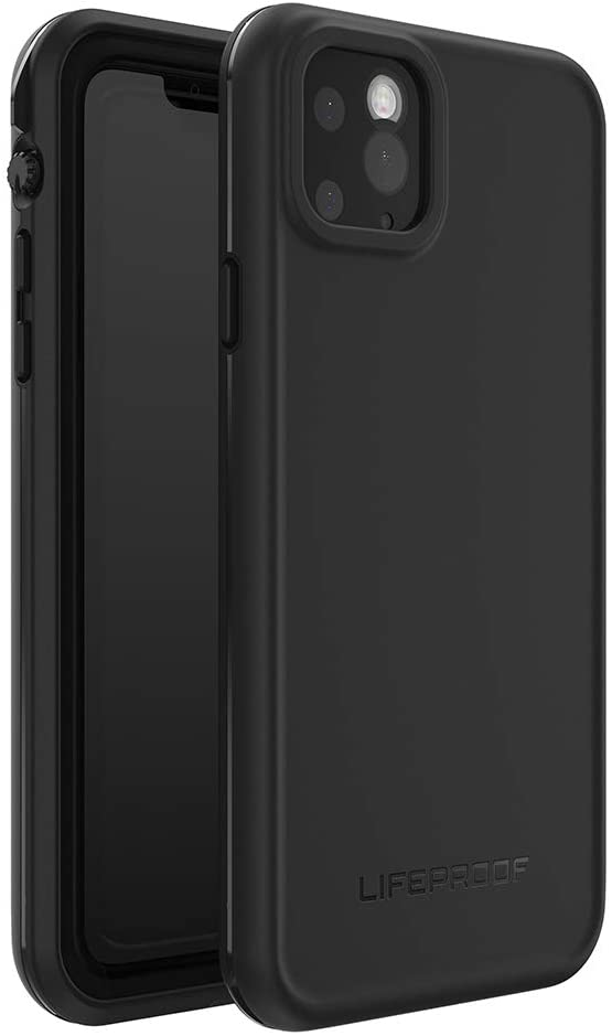 LifeProof FRĒ SERIES Waterproof Case for iPhone 11 Pro Max - BLACK