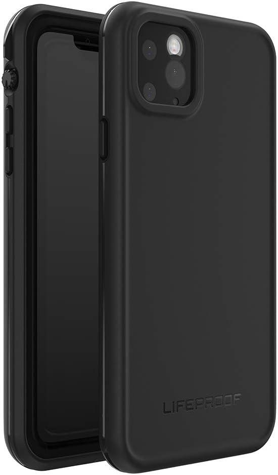 LifeProof Fre Coque étanche et Anti-Choc pour iPhone 11 Pro Max. Noir