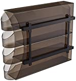 Under Cabinet Coffee Maker Coffee Pod Organizer Hold 24 Pods Mounts under Cabinet Or stands Sliding Drawers
