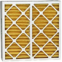 Eco-Aire P15S.0416F21H MERV 11 Pleated Air Filter, 16 3/8 x 21 1/2 x 4