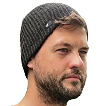 Daily Beanie Hat Skull Cap for Men or Women with Bonus Keychain (Many Colors)
