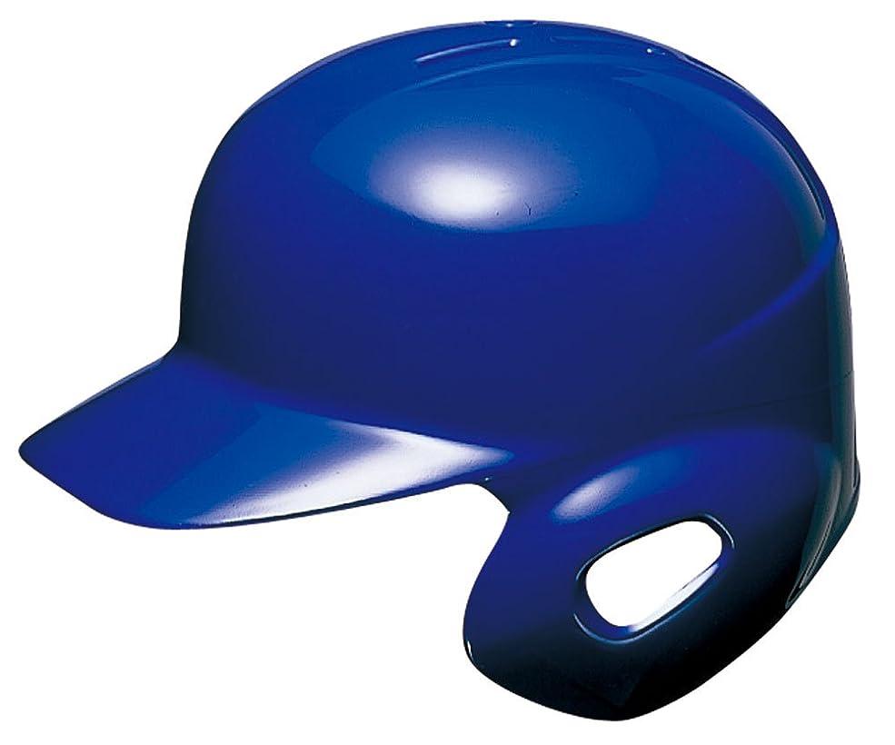 出発頭蓋骨計画的ミズノ 硬式用 ヘルメット 両耳付 打者用 2HA189(2HA188型艶消し つや消しタイプ)
