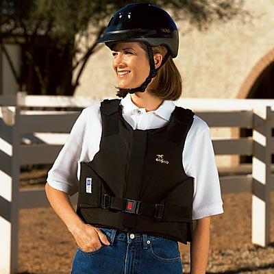 Flex Rider Body Protector - FLEX RIDER PROTECTIVE RIDING VEST