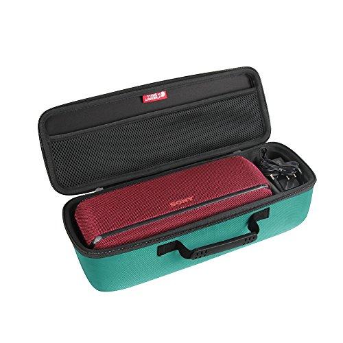 Hermitshell Hard Travel Case for fits Sony SRS-XB41 Portable Wireless Bluetooth Speaker (Blue)