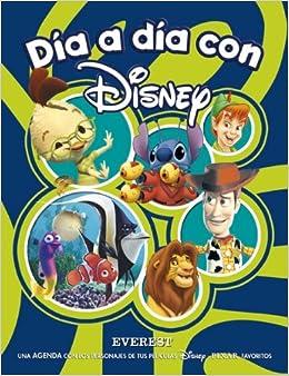DÍA A DÍA CON DISNEY: Walt Disney Company: 9788424118198 ...