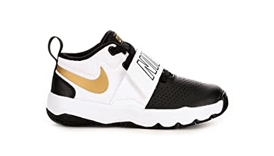 627d068558b57f Nike Team Hustle D 8 (ps) Little Kids 881942-009 Size 10.5