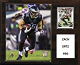 "C&I Collectables NFL Philadelphia Eagles Zach Ertz Player Plaque, 12""x15"""