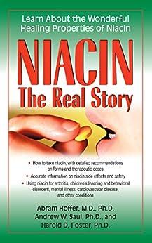 Niacin Story Wonderful Healing Properties ebook product image