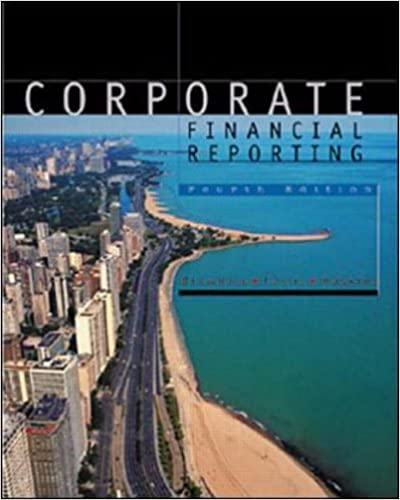Corporate Finance Reporting: Text and Cases (McGraw-Hill International Edition: Accounting Series)