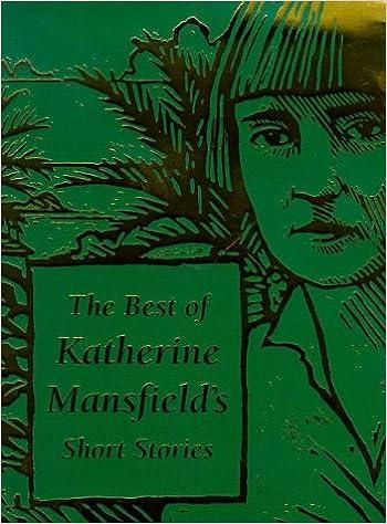 Katherine Mansfield books
