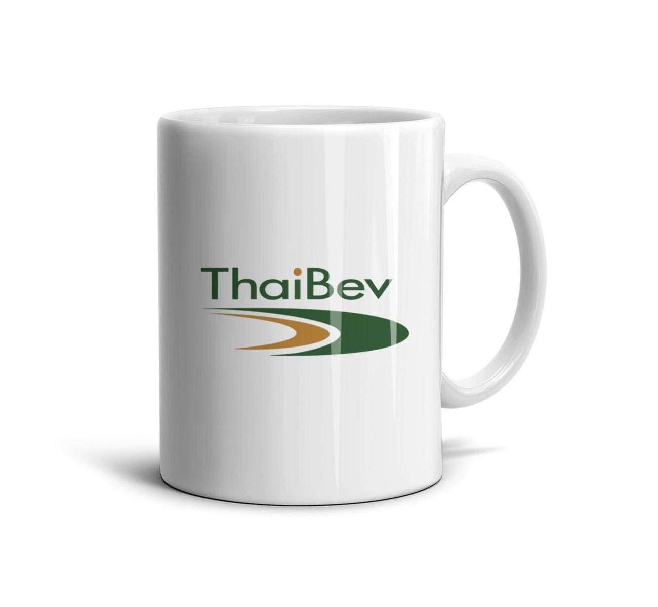 HIYITUTA Thaibev-Logo Mug Funny Motivational Mug 11 Oz Office Mugs Friends Wife