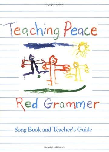 Teaching Peace Songbook & Teacher