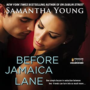 Before Jamaica Lane: On Dublin Street Audiobook by Samantha Young Narrated by Lee Angel