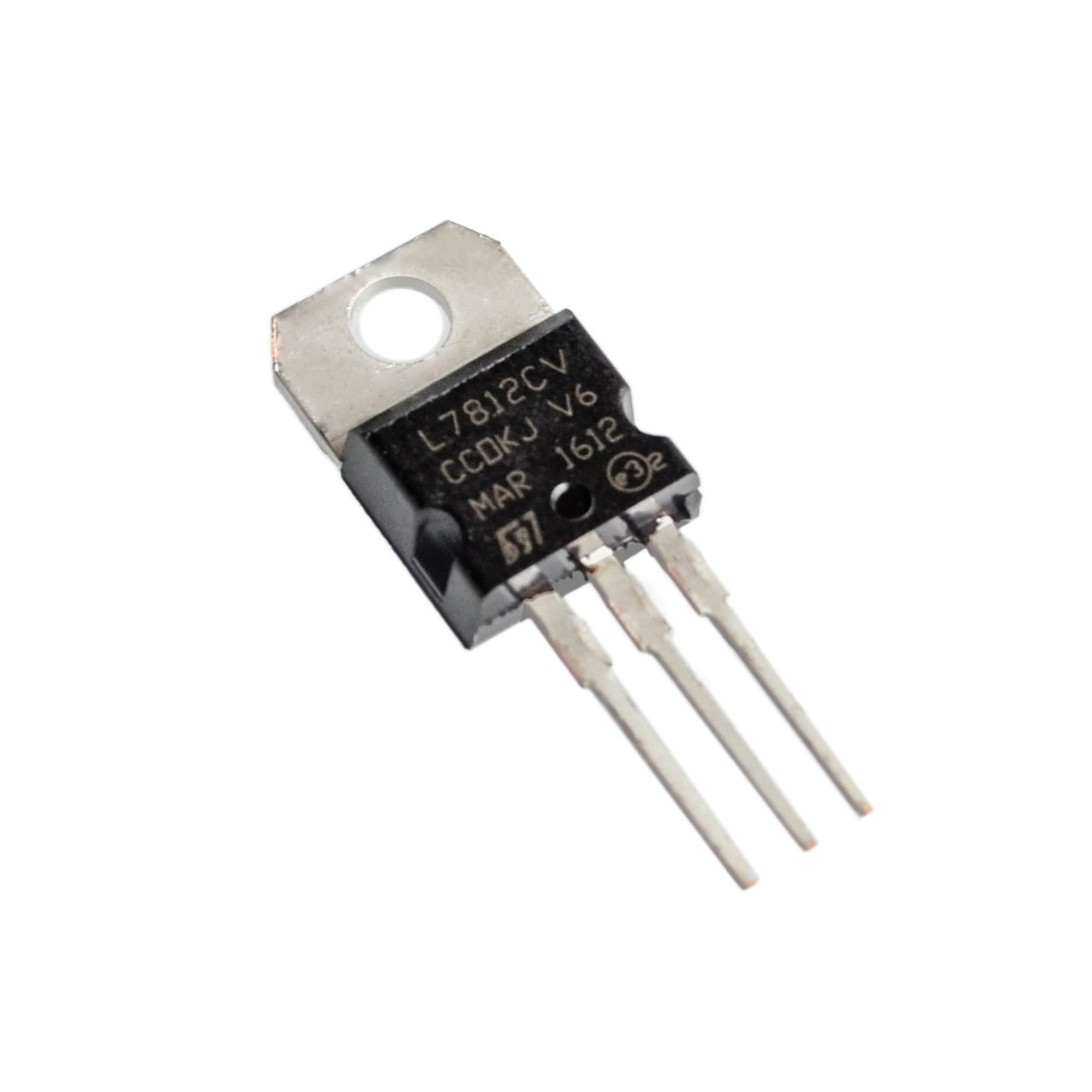 Stmicroelectronics L7812cv L7812 Positive Voltage Lm317 Short Circuit Protection Regulator 25 Pcsneweggcom Ics Output 12v To 220 1 Pack Industrial Scientific