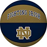 NCAA Notre Dame Fighting Irish Alley Oop Dunk Basketball by Rawlings