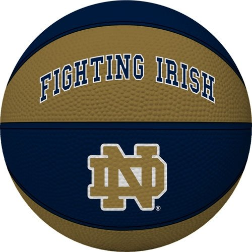 NCAA Notre Dame Fighting Irish Crossover Full Size Basketball by Rawlings