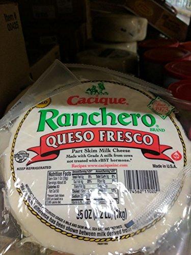 Cacique Ranchero Queso Fresco 35 Oz (2 Pack) by Cacique (Image #1)