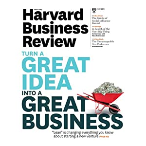 Harvard Business Review, May 2013 Periodical