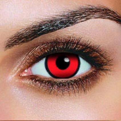 Lenti A Contatto Colorate Manson Rosso rosso manson  Amazon.it  Salute e  cura della persona abfe8eaf2d16