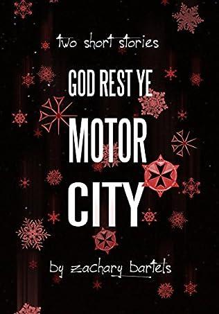 book cover of God Rest Ye Motor City