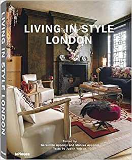 Living in Style London (Styleguides): Amazon.co.uk