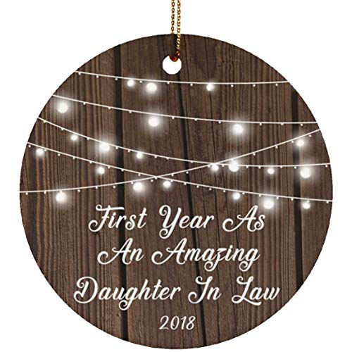 First Year As An Amazing Daughter In Law 2018