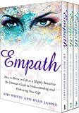 ★★ Buy the paperback book and get the Kindle ebook version for FREE! ★★           Empath 3 Book Box Set           This book Includes:                   Empath : How to Thrive in Life as a Highly Sensitive - The Ultimate Guide to Understanding...