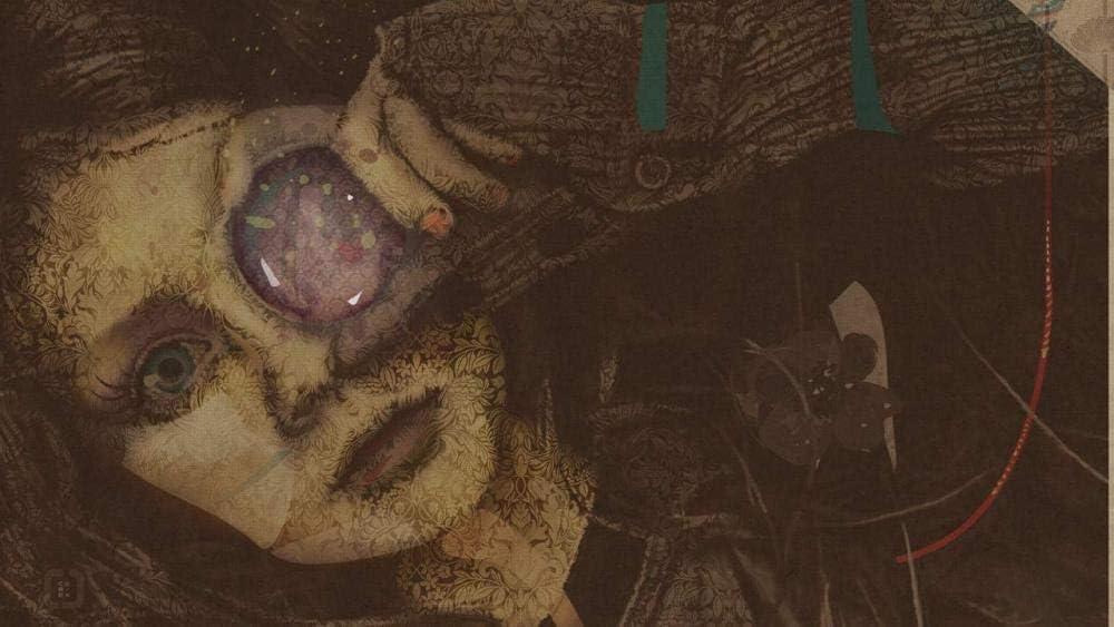 Zhyxia Nueva Chica Sosteniendo Un Monóculo Adultos Madera 1000 Piezas Rompecabezas Clásico Niños Divertido Rompecabezas Juego Creativo Decoración del Hogar Gran Regalo Educativo Puzzle 75x50cm