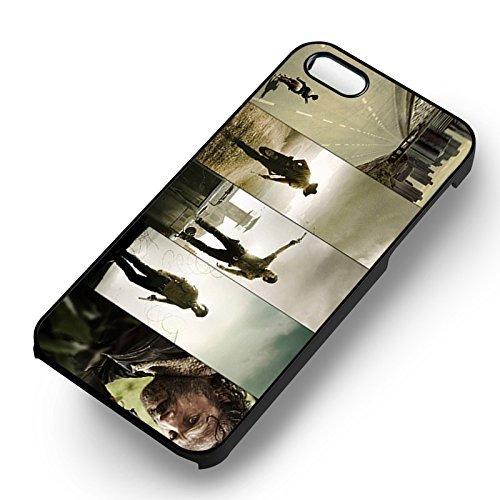 Rick Grimes Evolution pour Coque Iphone 6 et Coque Iphone 6s Case (Noir Boîtier en plastique dur) C3J8EB