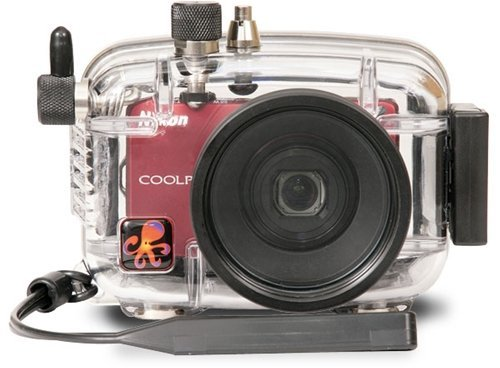 Ikelite Ultra Compact Housing for Nikon Coolpix S6000 Digital Camera by Ikelite