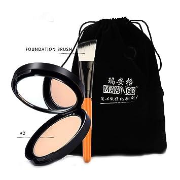 b364ac6b57aa Amazon.com: 1Set Cosmetic Makeup Brush Make-Up Foundation Set Kit 30 ...