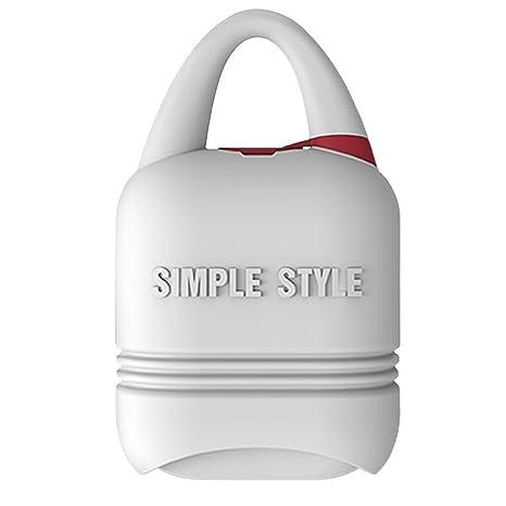 Funda protectora de silicona para Apple Airpods de carga – suave ajuste delgado a prueba de