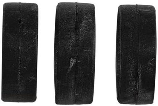 American Shifter 103913 Black Shift Knob with M16 x 1.5 Insert Yellow Ball #7