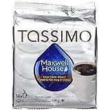 TASSIMO MAXWELL HOUSE Dark Roast Coffee, 14 T-Discs,  109G