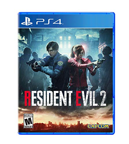 - Resident Evil 2 - PlayStation 4