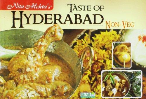 Taste of Hyderabad (Non-Veg) Indian Cookbook