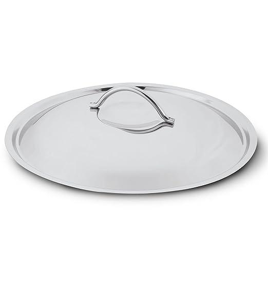 Fagor tcat40 - Tapa para cacerola/sartén- 40 cm 18/10 Acero ...